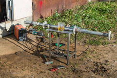 Сварка_38с (Abeskotti) Tags: сварка съемкасварки welding welder сварочныйпроцесс приспособа приспособлениедлясъемкисварки каксниматьсварку