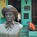 Statue in Viñales, Cuba