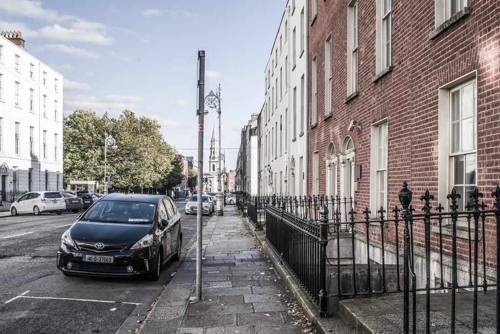 A QUICK VISIT TO ECCLES STREET [DUBLIN 7]-145002