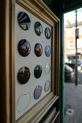 Lens samples (PChamaeleoMH) Tags: clapham glasses lenses london northcoteroad optician wandsworth