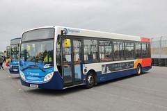 36448 OU61 AUV (ANDY'S UK TRANSPORT PAGE) Tags: buses castledonington showbus2018 stagecoachmidlandred