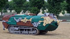 1914-1918 - Saint-Chamond (1) (Breizh56) Tags: france saumur carrouseldesaumur2018 pentax 19141918