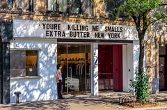 Extra Butter (Eridony (Instagram: eridony_prime)) Tags: newyorkcity newyorkcounty newyork nyc manhattan lowereastside shop storefront retail lowermanhattan