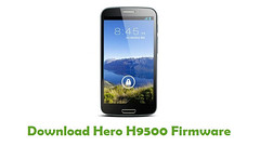Hero H9500 Firmware (AndroidRomFree.com) Tags: stock rom flash file firmware android
