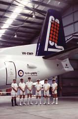 LADS Project Navy Team (Serendigity) Tags: navy lads aircraft hydrographicservice laserairbornedepthsounder groupphoto southaustralia australia sa royalaustraliannavy laserbathymetry personnel f27500 adelaide fokker au