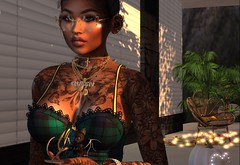 I love fall 🍂🍁🍂🍁 (Lola Wavy) Tags: virtualworld spamforspam followme photography blogging blogger sl secondlife