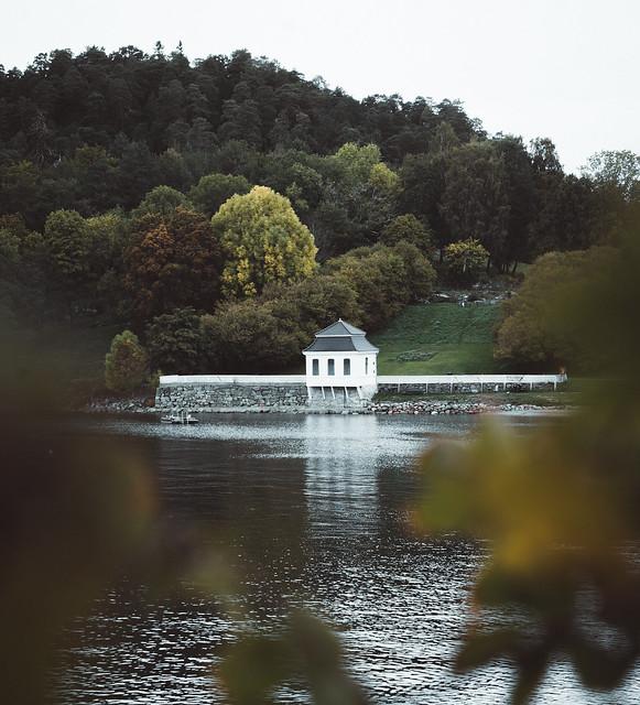 Public sea bath in Oslo