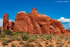 Arches Nationalpark (pohlenthe49er) Tags: usa utah canyonlands nationalpark