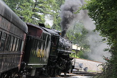 Sights, sounds and smells of a steam powered locomotive (asitrac) Tags: eo 60d asitrac americas amériques cha canon chattanooga etatsunis northamerica rail tennesee tennessee travel usa unitedstates eos locomotive locomotives oldtimer rawcr2 steamlocomotive steamlocomotives train transportation vintage ©asitrac 52 52in2018challenge us