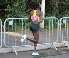 Juliet Chekwel - Commonwealth Half Marathon (Sum_of_Marc) Tags: half marathon cardiff 2018 october commonwealth champs championships run running sport athletics runner runners uk wales caerdydd cymru race roath park roathpark road uganda ugandan chekwel win winner juliet