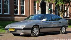 Citroën XM 2.0 Turbo CT Prestige 1998 (XBXG) Tags: pv114x citroën xm 20 turbo ct prestige 1998 citroënxm tct la fête des limousines 2018 fort isabella reutsedijk vught emw elk merk waardig youngtimer old classic car auto automobile voiture ancienne française vehicle outdoor nederland holland netherlands paysbas