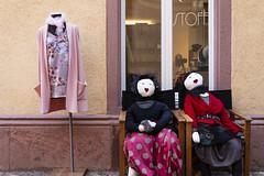 """Resting Outside"" (parker_shirazi) Tags: street freiburg germany dolls"