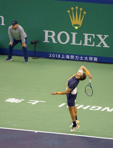 Borna Coric@Shanghai ATP1000 Master Series