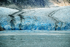 Dawes Glacier (Infinity & Beyond Photography: Kev Cook) Tags: dawes glacier endicott arm fjord inside passage alaska cruise photos images water ice snow mountains