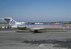 American Airlines Boeing 727-223 N848AA (nzav8a) Tags: n848aa 727200 americanairlines dulles iad boeing boeing727 kodachrome
