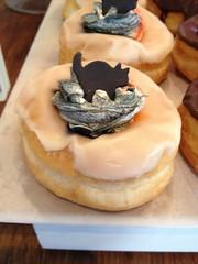 Food Art 2018 (Mr. Happy Face - Peace :)) Tags: dessert treat sugar donut foodart art2018