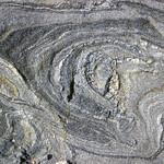 Gneiss (Archean; Ennis Lake North roadcut, Madison County, Montana, USA) 7 thumbnail