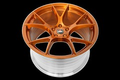 project-6gr-10-ten-brushed-antique-candy-copper-05 (PROJECT6GR_WHEELS) Tags: project 6gr 10ten wheels full forged spun candy copper antique penny starbucks rspec