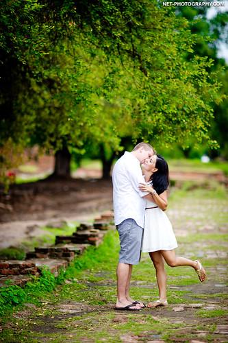 Karina & Sebastien's Pre-Wedding