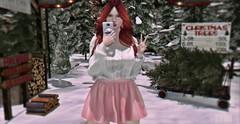 #216 - Snow is coming...❄ (rhavena.rasmuson) Tags: secondlife slavatar slfashion secondolife secondlifeavatar sl slavi second follow4follow follow4followback fav4fav girlpower girlpowerevent besha sakura life secondlifeonline pink girl pinkgirl babygirl lolita sweetlolita snow
