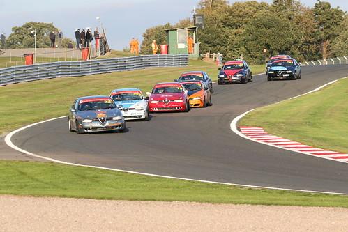 Alfa Romeo Championship - Oulton Park 2018