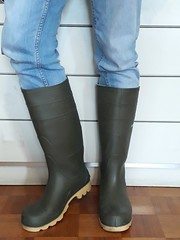 Dunlop Universal wellies (zvxvphvg) Tags: dunlop universal wellies rubber boots gummistiefel botas stivali di gomma jeans