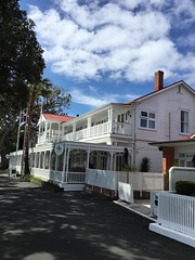 "Russell. On the Bay of Islands. The Duke of Marlborough Hotel. (denisbin) Tags: waipu church russell ""bay islands"" pompallier ""french mission house"" esplanade beach hotel ""duke marlborough"""