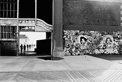R3-011-4 (David Swift Photography) Tags: davidswiftphotography newjersey asburyparknj boardwalk jerseyshore murals publicart streetphotography 35mm film nikonfm2