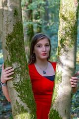 IMG_9313 (fab spotter) Tags: younggirl portrait forest levitation brenizer extérieur lumièrenaturelle