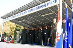 DSC_9331 (MORH Ministarstvo obrane Republike Hrvatske) Tags: svečanaprisegaročnika požegavojarna 123 brigade hva u požegifoto morh m čobanovćmorhhrvatska vojska ročnici prisega morhhr wwwmorhhr