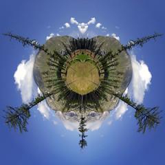 Planet D (Lolo_) Tags: polar panorama planet col festre dévoluy hautesalpes france pines pins paysage landscape mountain montagne