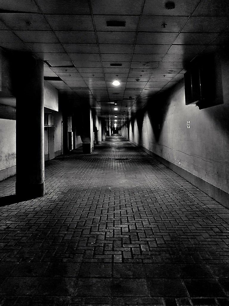 фото: infinite corridor