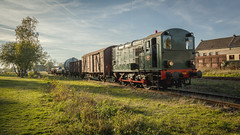 End of season gala at ZLSM (Eric Dankbaar) Tags: 21102018 639 endofseasongala locomotive ns railway simpelveld spoorweg station train trein treinen zlsm