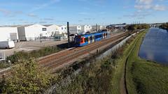 18i680_RotherhamParkgate (Felixjaz) Tags: rotherhamparkgate 2018 supertram class399 tramtrain 399203 2a33 rx100m6 stagecoach
