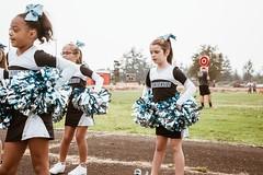 Cheering at Molalla (pete4ducks) Tags: molalla oregon cheerleaders 2017 500views