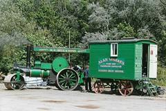 ST124 PP4996 0608 (stevenjeremy25) Tags: pp4996 aveling porter roller 11347 steam traction engine