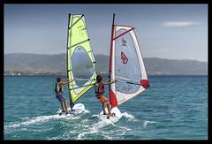 the race (ukke2011) Tags: nikond850 nikkor8514g windsurf windsurfing sail vele sea mare summer estate