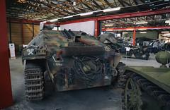 """Jagdpanzer 38(t) Sd.Kfz. 138/2 """"Hetzer"""" (SurfacePics) Tags: sdkfz1382 jagdpanzer panzerjäger tankdestroyer jagdpanzer38t jagdpanzer38 hetzer museum exhibition munster deutschespanzermuseum niedersachsen lowersaxony nordwesten norddeutschland deutschland germany europe europa historical historisch geschichte tank tanks panzer zweiterweltkrieg ww2 worldwar2 relikte relict amazing stunning great surfacepics 2018 september photo foto photography fotografie waffen weapon war krieg tumblr instagram drittesreich 3rdreich wehrmacht"""
