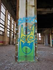 Mito / Langerbrugge - 5 okt 2018 (Ferdinand 'Ferre' Feys) Tags: gent ghent gand belgium belgique belgië streetart artdelarue graffitiart graffiti graff urbanart urbanarte arteurbano ferdinandfeys
