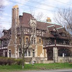 Toledo Ohio - Tiliinghast Willys Mansion - Old West End District - Architecture - Tudor thumbnail