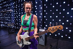 Dream Wife (kexplive) Tags: 2018 alexcrick alicego bellapodpade cherylwatters crickontour dreamwife kexp october october2018 poppunk punk rakelmjöll seattle vocals washington washingtonstate bass bassist concert concertphotography drummer drums gigphotography guitar guitarist instudio indierock live music musicphotography musicians singer tour