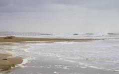 Spiaggia mattina costa (berightbackblog) Tags: rimini romagna emiliaromagna italia italy mare streetart
