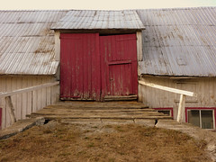 Cacouna, 16 sept. 2018. (DubyDub2009) Tags: architecture ferme grange barn façade country campagne cacouna québec