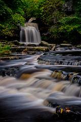 West Burton Falls 2 (TheApertureMan) Tags: west burton cauldron falls yorkshire dales ydnp fujifilm xt3