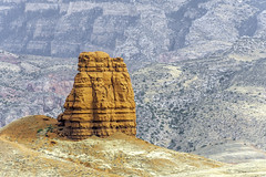 Flying Chimney Rock (Charles Patrick Ewing) Tags: landscape rock rocks mountain mountains sky skies formation beauty beautiful new fave faves all everything outdoor nature natural wonder best top landscapes trees tree valley cliff cliffs