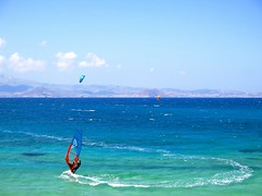 Freedom (loftjim1) Tags: wind freedom naxos fun excitement windsurfing sea waves