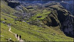 _SG_2018_09_0070_IMG_9984 (_SG_) Tags: schweiz suisse switzerland daytrip tour wandern hike hiking kandersteg lake oeschinen oeschinensee upper station heuberg panorama unterbärgli oberbärgli nature aussicht view unesco world heritage trail mountain berge loop