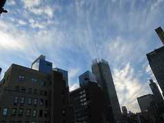 IMG_2845 (Brechtbug) Tags: 2018 october clouds virtual clock tower from hells kitchen clinton near times square broadway nyc 10152018 new york city midtown manhattan spring springtime weather building dark low hanging cloud hell s nemo southern view ny1rain