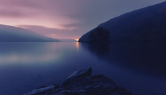 Blue Hour (seantindale) Tags: wales uk olympus omdem5markii bluehour sunrise