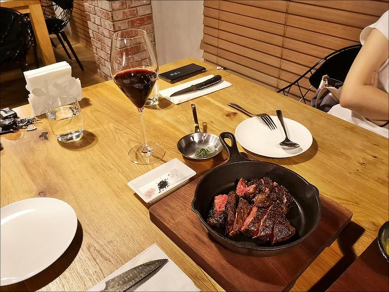 FORE Restaurant柴燒牛排